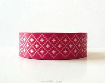 Red Cross Washi Tape (Chugoku)