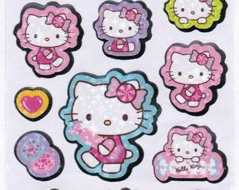 Sanrio Hello Kitty Sticker Sheet - G