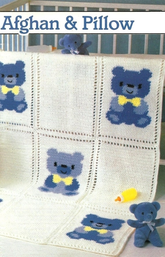 Free Teddy Bear Crochet Afghan Pattern : Thursday Handmade Love Week 66 ~ Crochet Addict UK