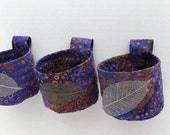 Sale Fabric Basket Storage Trio-Lavender Scented
