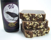 The Poet Oatmeal Stout Cold Process Soap - Beer Soap