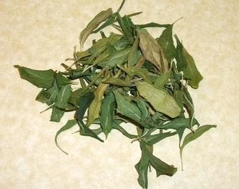 Dried Periwinkle Leaves for Hoodoo, Magic, Spellwork, Love, Fidelity
