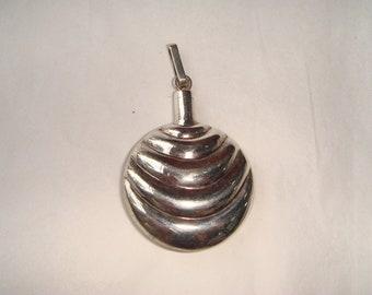 Vintage sterling silver necklace penandts