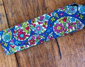 Harriet Headband - Liberty of London Blue Paisley