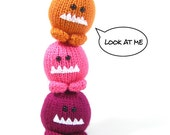 Monster Chunks - you pick it and i knit it