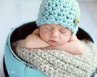 Newborn Baby Blanket Photography Prop Super Soft Photo Prop Basket Filler Basket Stuffer Prop