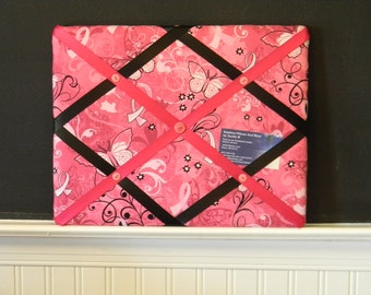 11 x 14 Breast Cancer Memory Board