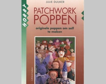 Patchwork Dolls - Dutch Doll Making Book