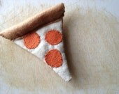 Pepperoni & Catnip Pizza