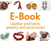 Ebook Fabric and leather jewelry and accessories PDF Tutorials