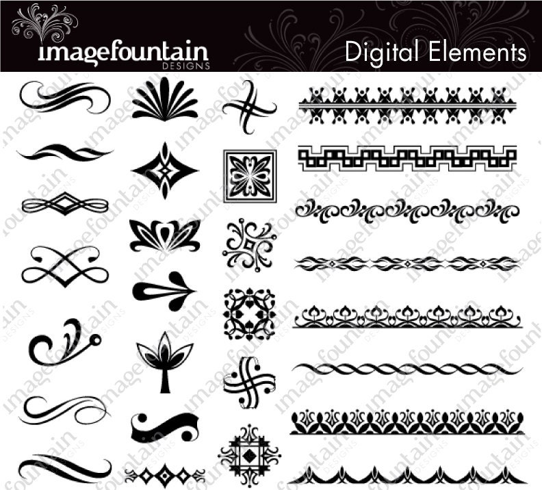 Decorative Design Png Decorative Designs 3 Png