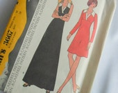 McCalls Vintage Pattern for 70s Style Dresses