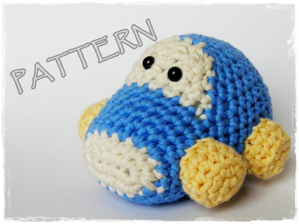 Amigurumi Car crochet pattern stuffed toy tutorial pdf by ...