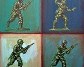 Green Army Men - Boy's Life: Childhood Treasures Series
