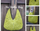 Crochet PATTERN The Stella Bag Instant Download