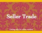 Seller Trades