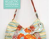 Inflight Hobo Bag  by Joel Dewberry