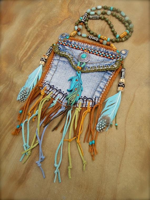 Indian Medicine Bag Craft