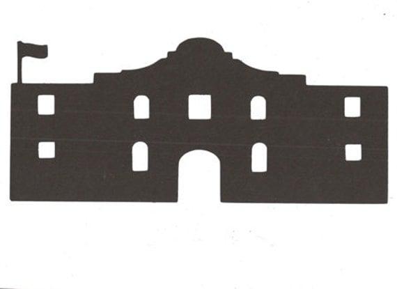items similar to alamo silhouette on etsy welcome sign clip art for porch welcome sign clip art free