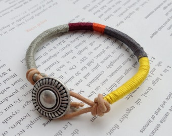 Pocket Full of Sunshine Friendship Bracelet - AUTUMN