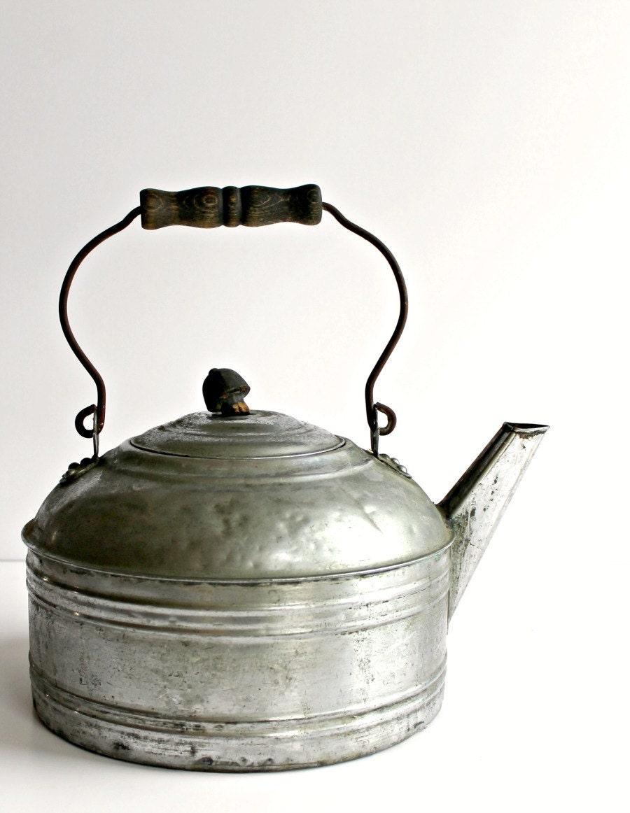 Vintage Tea Kettles 10