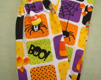 STETHOSCOPE COVER, spiders, pumpkins, candy corn, holiday stethoscope cover, halloween decoration, boo, halloween, stethoscope accessory