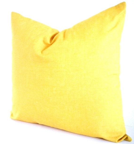 Large Yellow Throw Pillow : Large Mustard Yellow Pillow Bohemian Decorative Pillows