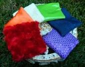 Rainbow Waldorf Bean Bags Autism Sensory