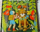 My Father's Dragon Book by Ruth Stiles Gannett 1948 Weekly Reader Book Club Edition Newberry Honor Winner 1949