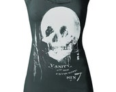 All is Vanity Black Lace Cami