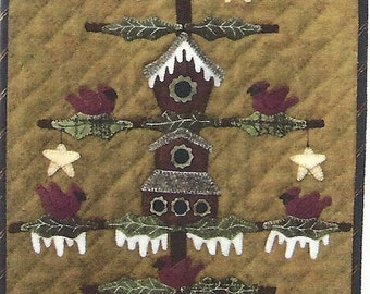 FOLK ART APPLIQUE PATTERNS - APPLIQUE DESIGNS