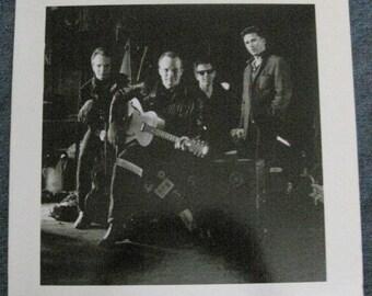 THE BLASTERS Hard Line Lp 1984 Original Vinyl Record Album