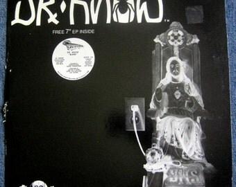 DR KNOW Valu Pak Lp 1984 Original Mystic Pressing Vinyl Record Album