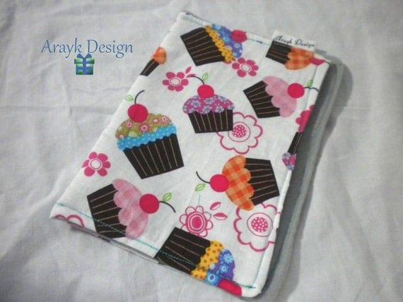 SALE - Cupcakes Kindle Case