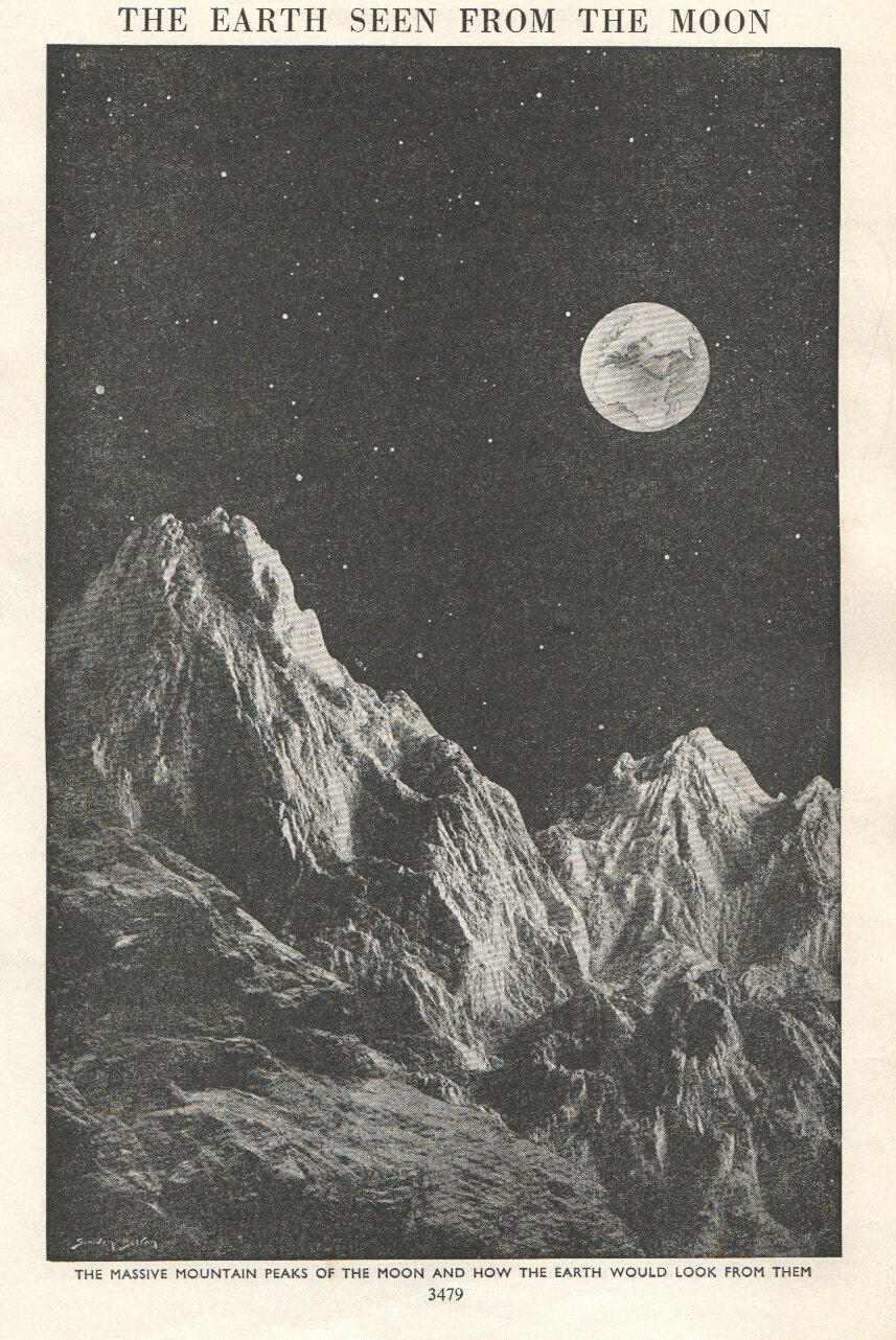 Vintage Astronomy Illustrations (page 2) - Pics about space