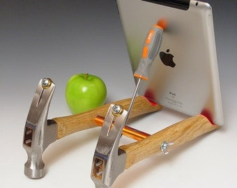 Stand and charger for ANY iPad including Air and Air2. Whimsical. Functional. Fun. Great gift. 350. FAST SHIPPING.