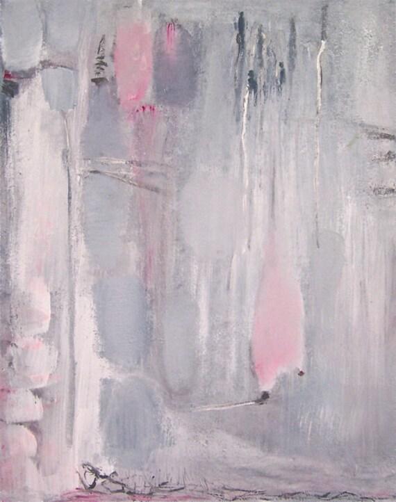 Pale Blue Grey Paint