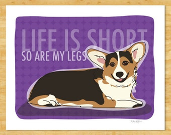 "Shop ""corgi gifts"" in Art & Collectibles"