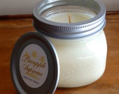 Pineapple Supreme Natural Soy Wax Candle 16 oz.