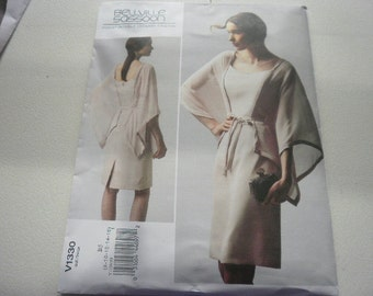 Pattern Ladies  Dress by Bellville Sassoon Sz 8 to 16 Vogue 1330 A