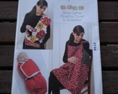 Kwik Sew Sling Carrier/Nursing Cover Sewing Patter - Brand New
