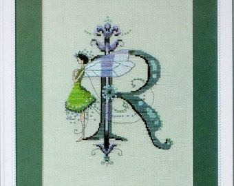 R is for Rhiannon from The Letters Collection of Nora Corbett - Mirabilia