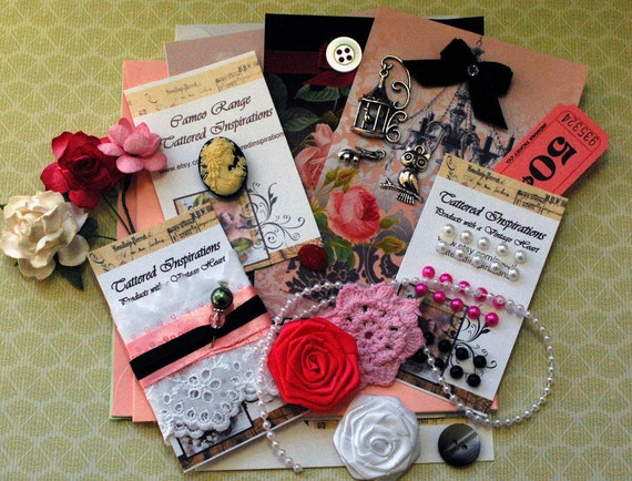 Card Makers Kits - Elegant Roses