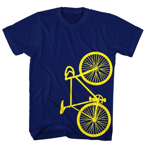 Fixie Bike Fixed Gear Bicycle T-Shirt  - ON SALE!