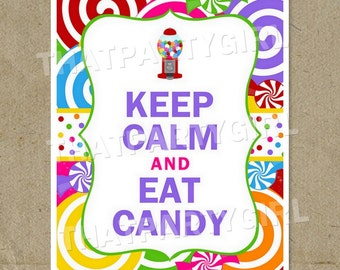 Candy Themed Invitations for perfect invitation example