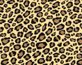 Tissue Paper - 20 Sheets Premium Leopard Print Tissue Paper