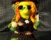 Wilda the Witchling Monsterini - Kawaii- Halloween