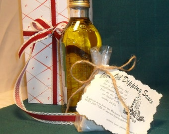 Olive Oil Dipping Sauce with Virgin Olive oil, gift set