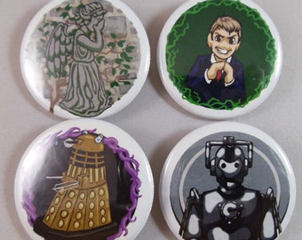 Doctor Who Villians