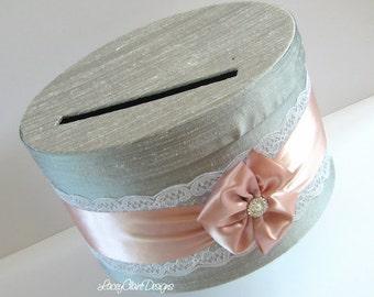 Wedding Card Box Gift Card Holder - Custom Made